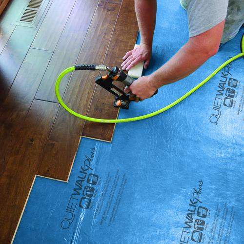 What Is The Best Underlayment For Nail, Best Underlayment For Laminate Flooring On Concrete Menards
